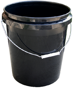 INDUSTRIAL PAIL WITH HANDLE (#320-57640) - Click Here to See Product Details