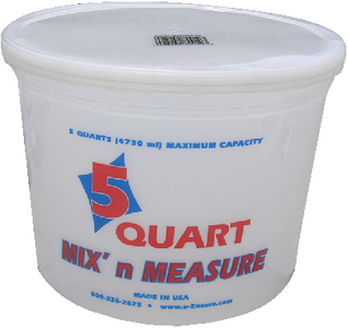 MIX 'N MEASURE PAIL WITH HANDLE (#320-80900) - Click Here to See Product Details