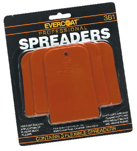 PLASTIC SPREADERS (#75-100381) - Click Here to See Product Details