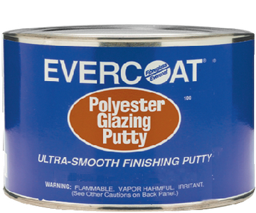 EVERCOAT POLYESTER GLAZING PUTTY - Click Here to See Product Details
