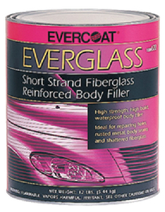 EVERGLASS<sup>®</sup> BODY FILLER (#75-100632) - Click Here to See Product Details