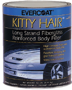 KITTY HAIR<sup>®</sup> FIBERGLASS FILLER - Click Here to See Product Details