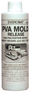 PVA MOLD RELEASE  (#75-105685) - Click Here to See Product Details