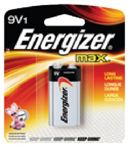 ENERGIZER ALKALINE BATTERIES (#333-522BP) - Click Here to See Product Details