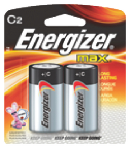 ENERGIZER ALKALINE BATTERIES (#333-E93BP2) - Click Here to See Product Details