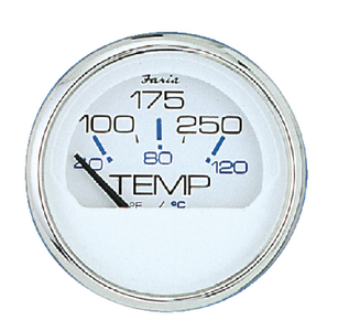 FARIA INSTRUMENTS CHES SS WHITE WATER PRES 30PSI (13812)