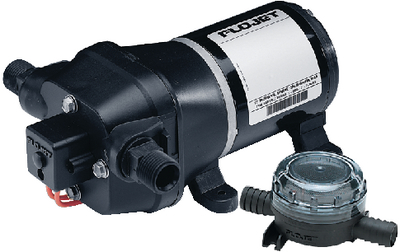 QUAD SERIES WATER JET WASHDOWN PUMP KIT (#272-04305144A) - Click Here to See Product Details