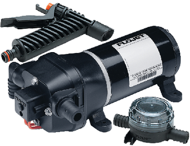 HEAVY DUTY QUAD SERIES WATER JET WATER SYSTEM PUMP  (#272-04325143L) - Click Here to See Product Details