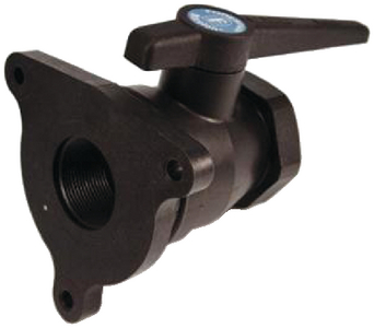 FLANGE MOUNTING SEACOCK (#108-904010) - Click Here to See Product Details