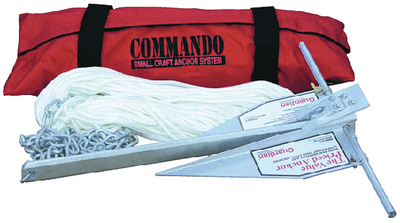 COMMANDO SMALL CRAFT ANCHORING SYSTEM (#60-C5A) - Click Here to See Product Details
