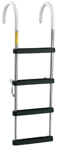 TELESCOPING PONTOON LADDER (#3-12340) - Click Here to See Product Details