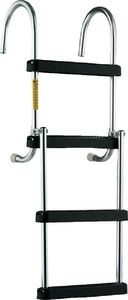 REMOVABLE FOLDING PONTOON LADDER (#3-12350) - Click Here to See Product Details