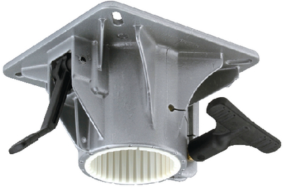 SWIVEL SPIDER SEAT MOUNT - RIBBED SERIES (#3-99026) - Click Here to See Product Details