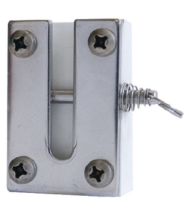 BREAKAWAY HINGE HARDWARE FOR SPORT/DIVER/BASSBOAT LADDERS (#3-99188) - Click Here to See Product Details