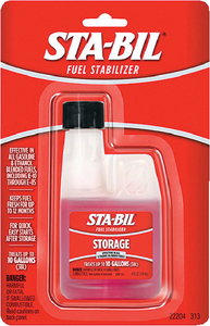 STA-BIL<sup>®</sup> FUEL STABILIZER - Click Here to See Product Details