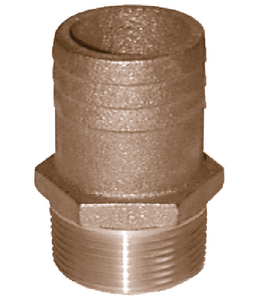 FULL FLOW PIPE TO HOSE ADAPTERS (#34-FF1500) - Click Here to See Product Details