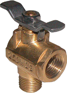 FV 590 SERIES 90? BRASS FUEL VALVE (#34-FV590) - Click Here to See Product Details