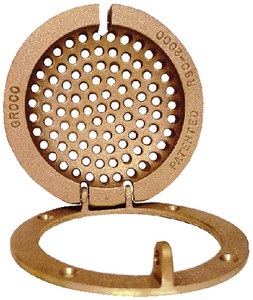 ROUND HULL STRAINER RSC SERIES (#34-RSC1000) - Click Here to See Product Details