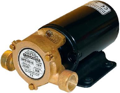 SELF-PRIMING FLO-MASTER VANE PUMP (#34-SPO60R12V) - Click Here to See Product Details