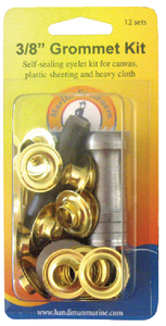 GROMMET KIT & REFILL (#8-561002) - Click Here to See Product Details