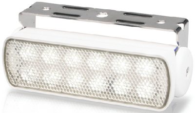 SEA HAWK LED DECK FLOODLIGHT (#265-980670211) - Click Here to See Product Details