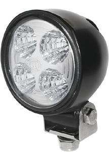 HELLA LED DECK LMP 70MM G-3 MV BLK (996276452)