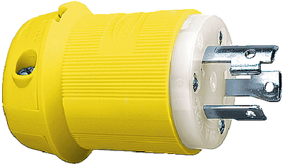 INSULGRIP PLUG AND CONNECTOR BODY (#36-HBL26CM11) - Click Here to See Product Details