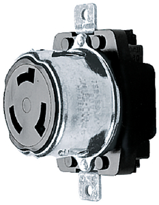 SINGLE RECEPTACLE (#36-HBL63CM69) - Click Here to See Product Details