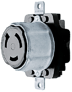 SINGLE RECEPTACLE (#36-HBL63CM70) - Click Here to See Product Details