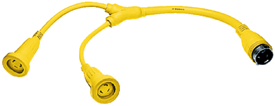 Y ADAPTER (#36-HBL64CM54) - Click Here to See Product Details