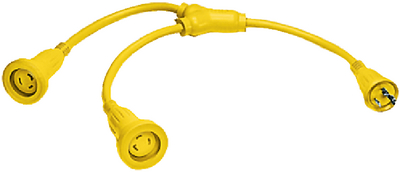 Y ADAPTER (#36-HBL64CM56) - Click Here to See Product Details