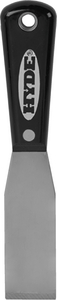 BLACK & SILVER<sup>®</sup> CHISEL PUTTY KNIFE (#292-02200) - Click Here to See Product Details