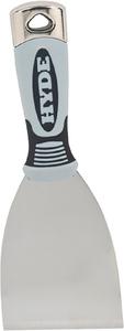 HYDE TOOLS 3'' STIFF PRO SS SCRAPER (06408)