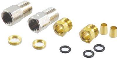 SEASTAR SOLUTIONS FITTING KIT F/ENGINE CONTROL (CF04)