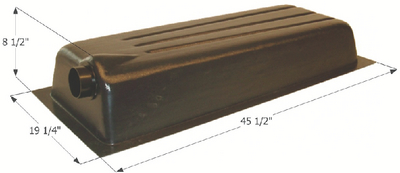 ICON TECHNOLOGIES 19.25X45.5X8.5 HT710ED S/SNSRS (01602)