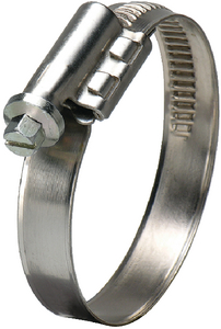 NON-PERFORATED BAND CLAMPS (#282-531060060) - Click Here to See Product Details