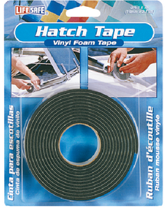 VINYL FOAM HATCH TAPE (#834-RE3870) - Click Here to See Product Details