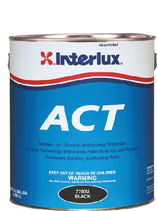 INTERLUX PAINT ACT BLACK QT (Y7790U/QT)