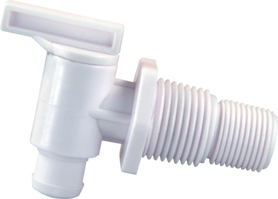 JR PRODUCTS 3/8IN-1/2IN DUAL THRD DRAIN CO (03175)