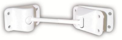 "JR PRODUCTS ULTIMATE DOOR HOLDER 4"" POLAR (10465)"
