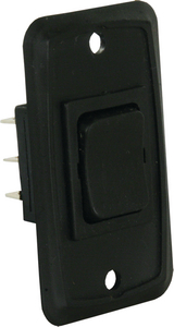 JR PRODUCTS H.D.12V MOM-ON/OFF/MOM-ON BLK (12825)