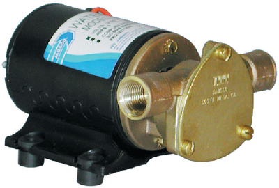 WATER PUPPY FLEXIBLE IMPELLER PUMP (#6-186600121) - Click Here to See Product Details