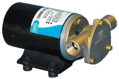 COMMERCIAL DUTY WATER PUPPY FLEXIBLE IMPELLER PUMP (#6-186700123) - Click Here to See Product Details