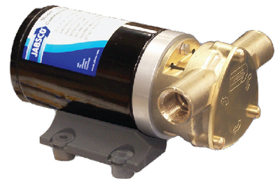 COMMERCIAL DUTY WATER PUPPY FLEXIBLE IMPELLER PUMP (#6-186700943) - Click Here to See Product Details