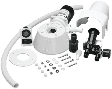 QUIET FLUSH CONVERSION KIT (#6-370550092) - Click Here to See Product Details