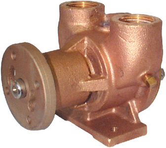 CRUSADER - BRONZE TYPE ENGINE COOLING PUMP (#6-427300000) - Click Here to See Product Details