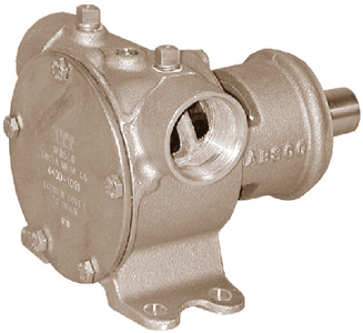 PULLEY DRIVEN ENGINE COOLING & GENERAL PURPOSE PUMPS (#6-64001051) - Click Here to See Product Details
