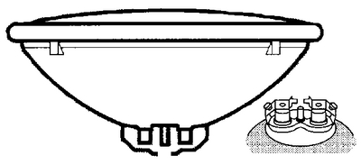 PAR 7  12V SEALED BEAM - Click Here to See Product Details