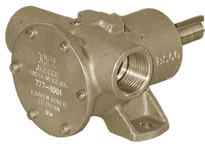 PULLEY DRIVEN ENGINE COOLING & GENERAL PURPOSE PUMPS (#6-7779001) - Click Here to See Product Details