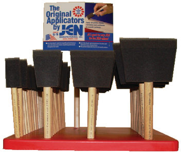 POLY-BRUSHES & ROLLERS (#211-PBD) - Click Here to See Product Details